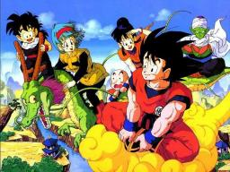 Dragonball Z [Skin Series] [Completed] Minecraft Blog