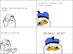 Dolan, pls? Minecraft Blog Post
