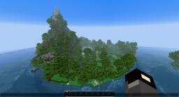 Entrana Minecraft Map & Project