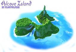 Alcove Island Minecraft Map & Project