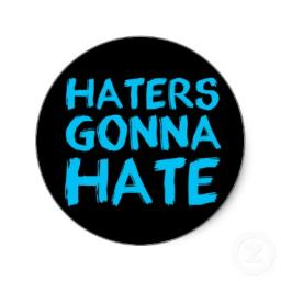 Haters (RANT / ARTICLE) Minecraft Blog