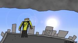 My first drawn minecraft art Minecraft Blog