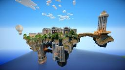 Floating Island Of Altidor Minecraft Project