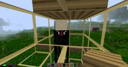 SlenderMan & Mob Realistic Texture Pack! Minecraft