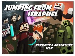Jumping from Israphel- Parkour map (100 Subs Special)