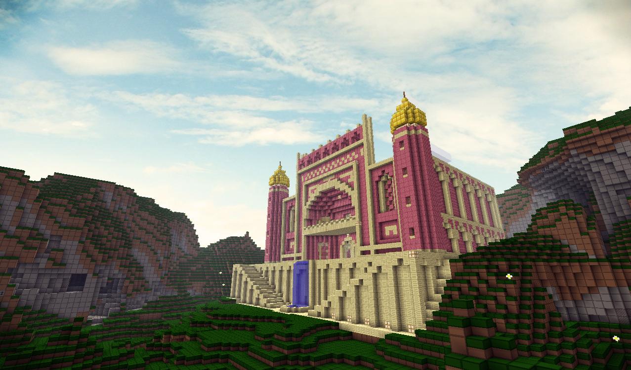 Potato S Palace Minecraft Project