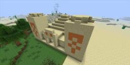 How to explore a Sand Temple in 1.3.1 Minecraft Blog Post