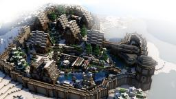 Valgard - The Snow City Minecraft Map & Project