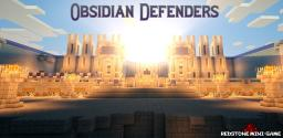 Obsidian Defenders 1.3.1 Minecraft Map & Project