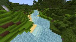 WaterCraft, by Gulgolet2000 - Pure as water (32x32 - 1.3.1) Minecraft Texture Pack