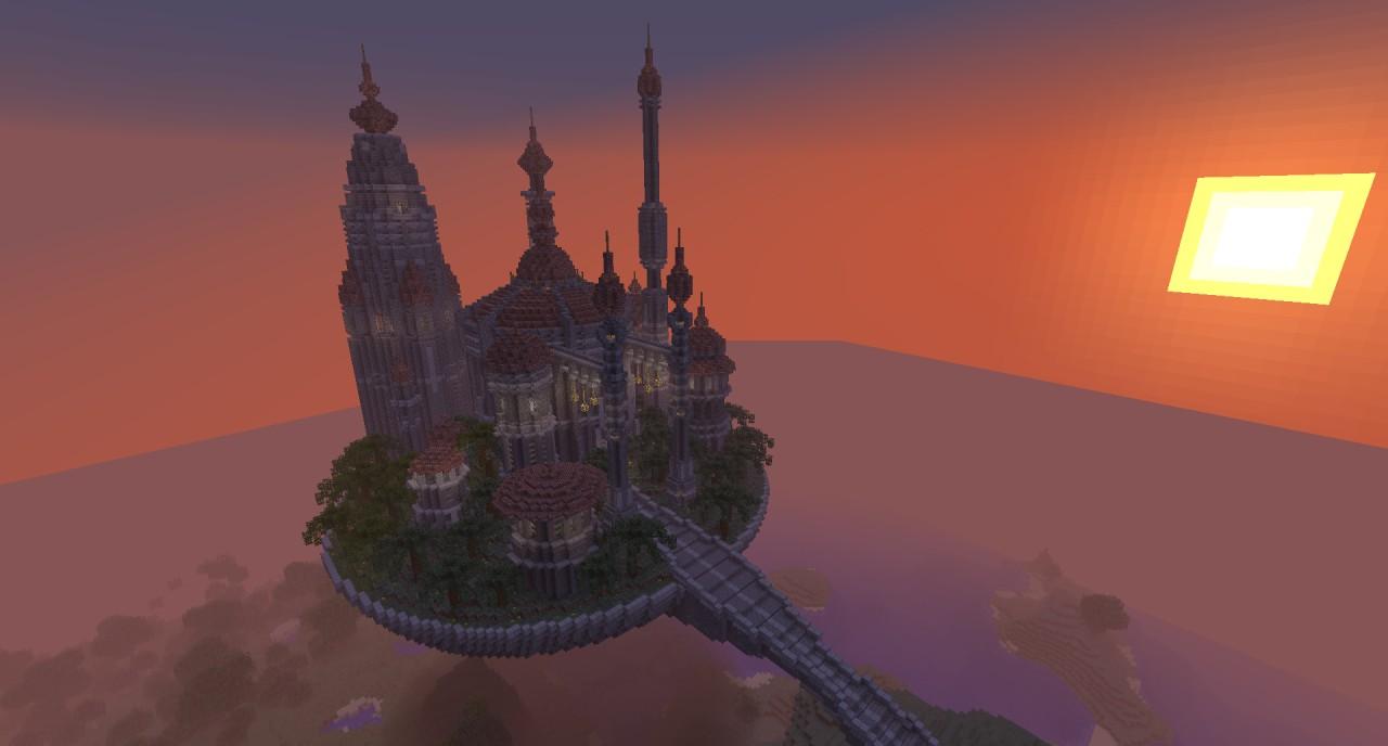 Floating Castle of Ardad