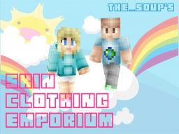 the_soup's Skin Clothing Emporium Minecraft