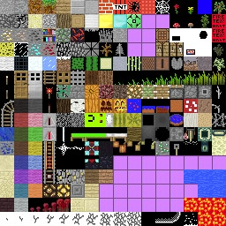 No-craft Minecraft Texture Pack