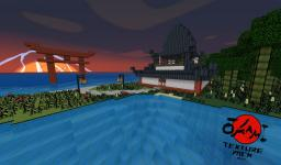The Okami Texture Pack Minecraft