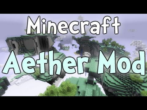 How To The Aether Mod For Minecraft 1.3.1