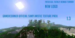 Gamer Corner Simplistic Texture [completly reimegined][Voxel tools supported] Minecraft Texture Pack