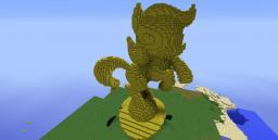 MLP: FiM Pony Trophy Minecraft