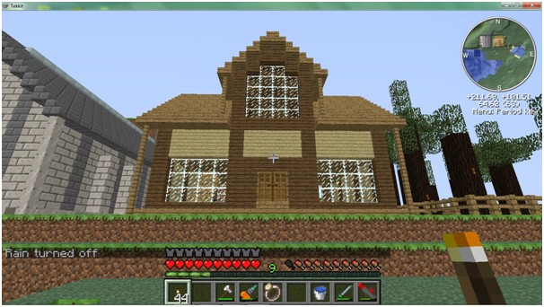 Good house design minecraft project for Good house plans