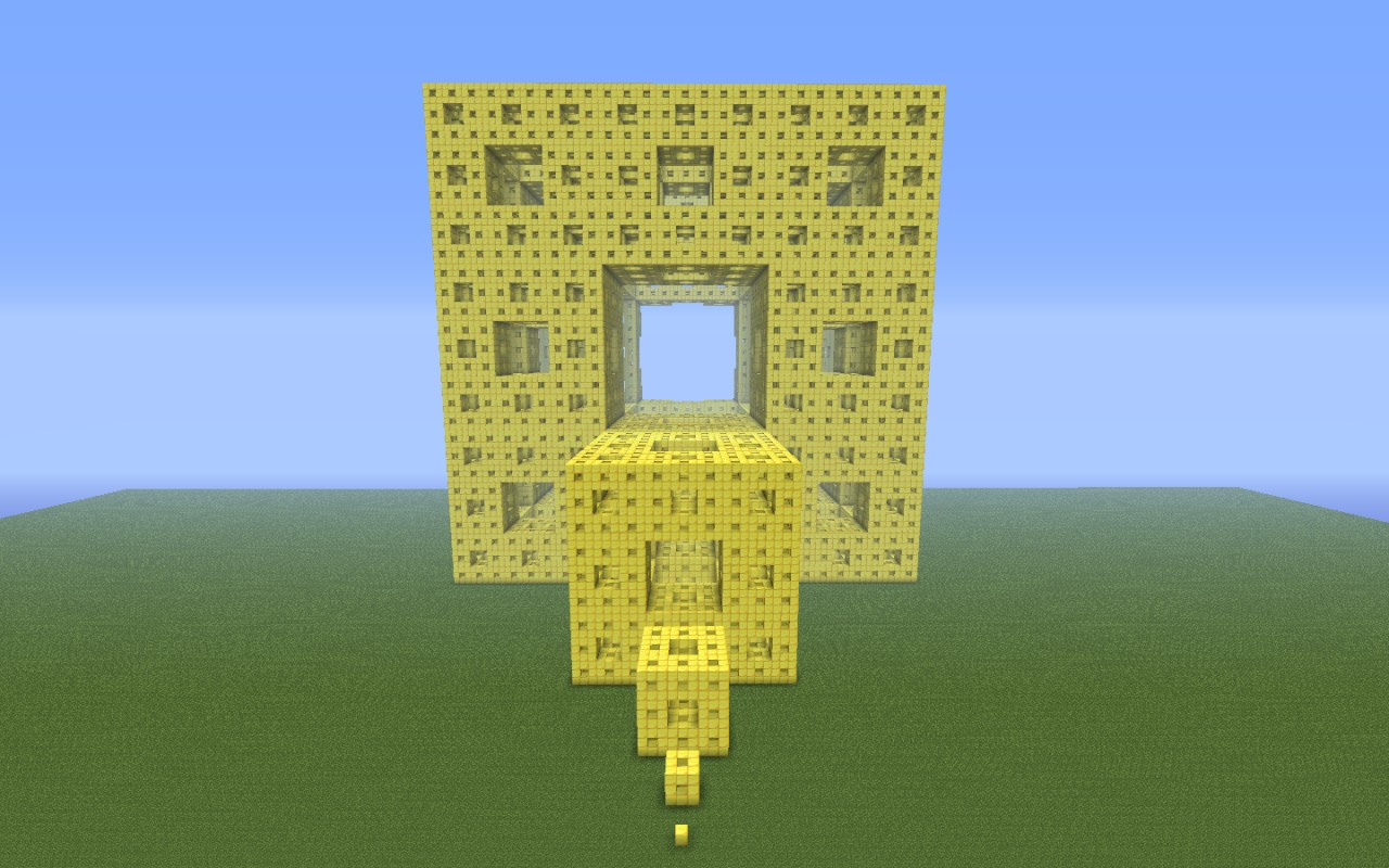 How to make a Sponge in Minecraft