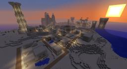 The Sandstorm Castle Minecraft Map & Project