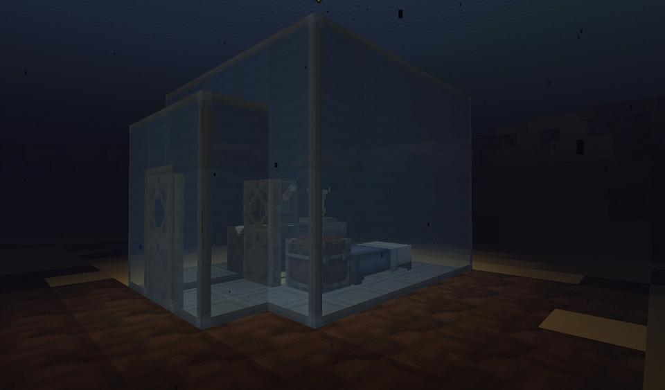 Info on what i 39 m up to and why marrigan manor hasn 39 t updated lately minecraft blog - Underwater airlock ...