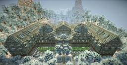 Ice Temple Minecraft Map & Project