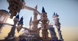 Kingdom of Aerial Dreams Minecraft Project
