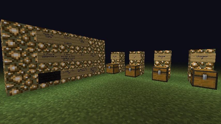 Minecraft russian roulette server