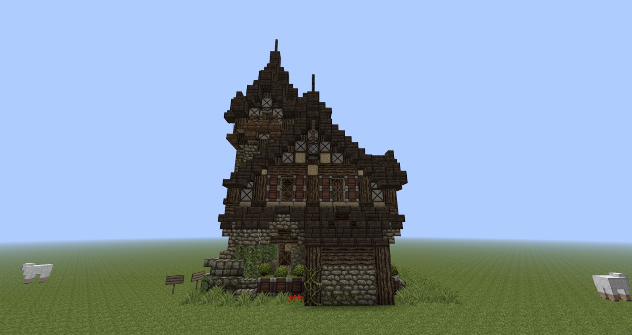 Cool Rooms To Have In A Minecraft House