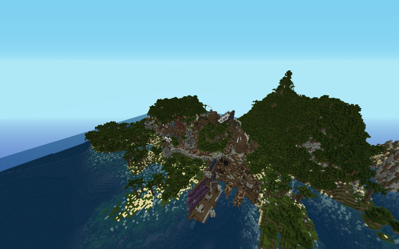 How Do You Make A Lead In Minecraft >> Port Blackbeard Minecraft Project
