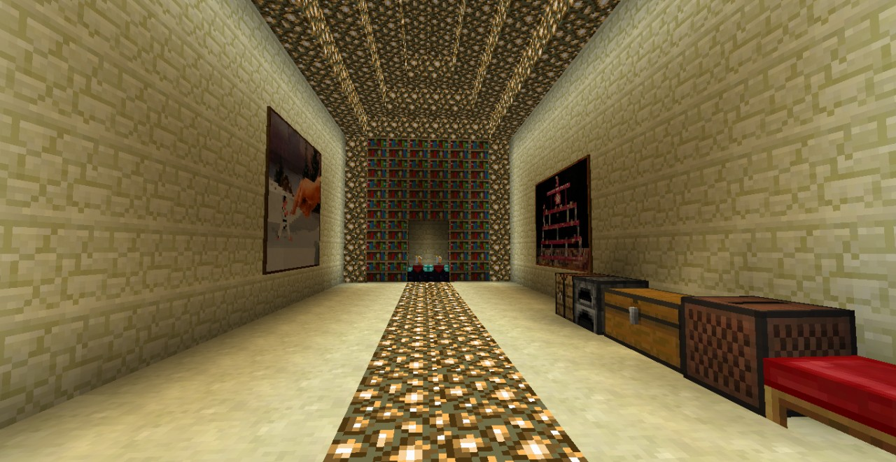 Inside the Temple-thing