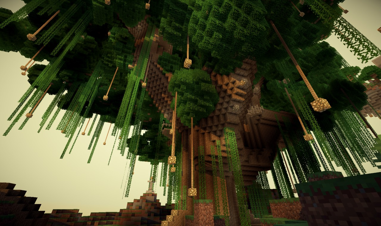 The God Tree Minecraft Project