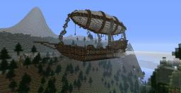 Airship Valley - Goliath Minecraft Map & Project