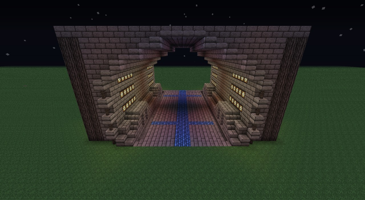The Great Alorian Tunnel Minecraft Project