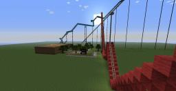 The Tallest Roller Coaster in Vanilla Minecraft History Minecraft Map & Project