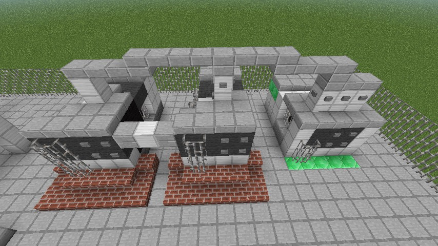 Power Station Minecraft Project
