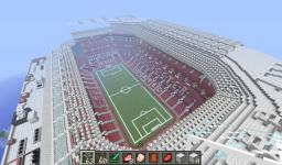 Manchester United Old Trafford Minecraft Map & Project