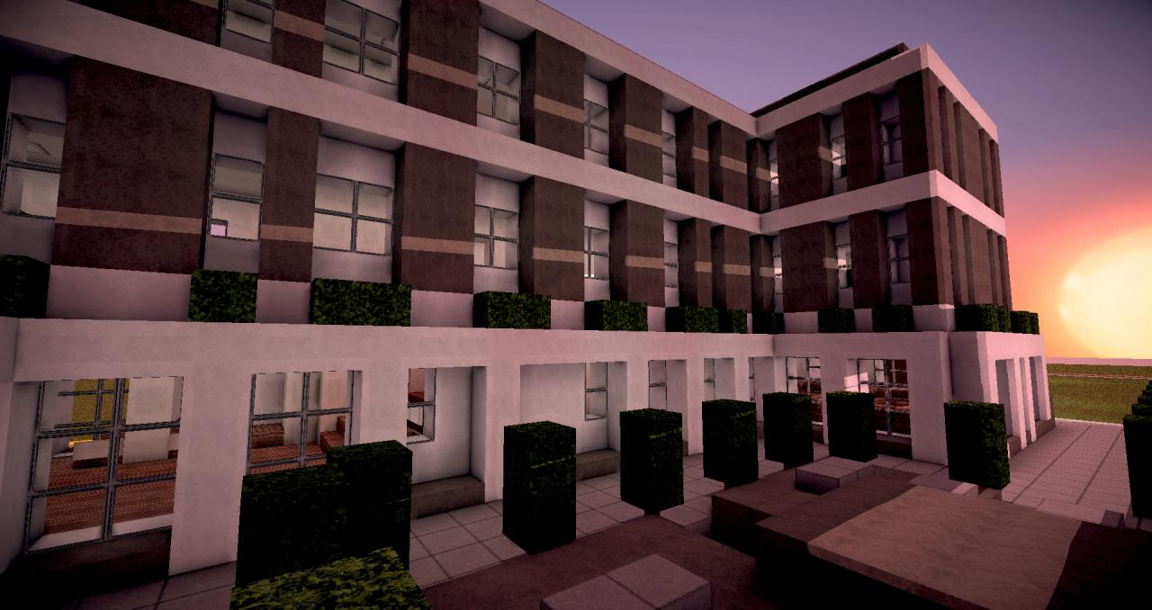 Modern Office Building Minecraft Project Make Your Own Beautiful  HD Wallpapers, Images Over 1000+ [ralydesign.ml]