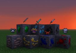 Improved Armor, Ore and Weapons Minecraft Texture Pack