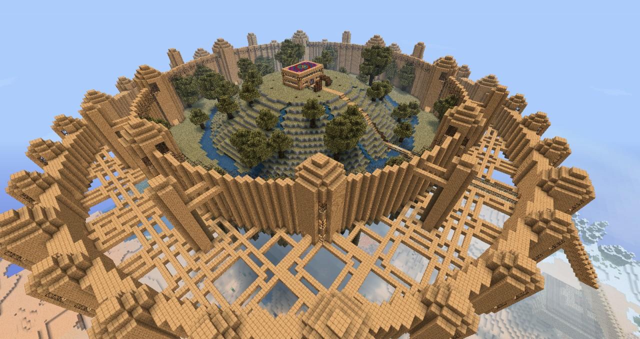 Minecraft Oasis Craft Server