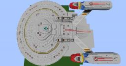 Star Trek - USS Renegade - New Orleans Class Minecraft Map & Project