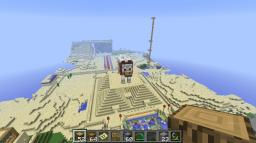 Awesome Big World Minecraft Map & Project