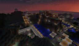 Big Minecraft City Minecraft
