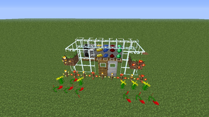 Easy Sqeezy Pack Updated Awesomer Flowers Torches
