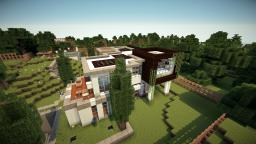 Mordern House - MyHomeDesign Minecraft Project