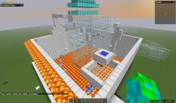 Fun parkour map Minecraft Map & Project