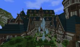 Magic Academy Minecraft Map & Project