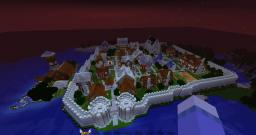 2 Arenas Sg and Hg Minecraft Map & Project