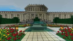 IceCraft Palace Minecraft