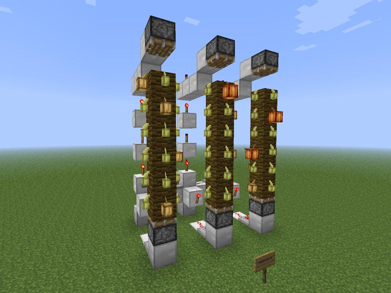Cocoa Bean Farm 1.3.1 Minecraft Project